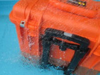 防塵・防水・耐衝撃機能 IP67取得